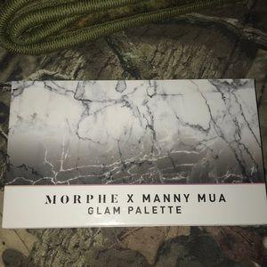 COPY - Morphe x Manny MUA glam palette